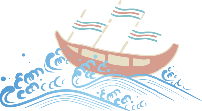 蒙古軍の船